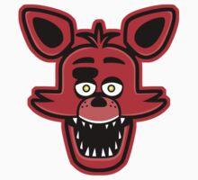 PIRATE FOXY by DisfiguredStick