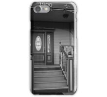 Victorian Porch iPhone Case/Skin