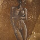 reflective nude by Teagan Watts