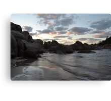 magnetic island alma bay Canvas Print