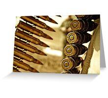 """Guidance & Leadership - Kirkuk Iraq"" Greeting Card"