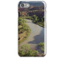 New Mexico II iPhone Case/Skin