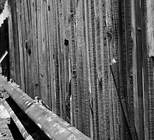 Rickety Fence by SketchyKingy