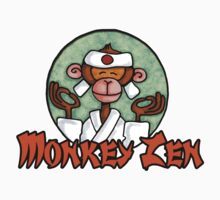 Monkey Zen by Corrie Kuipers