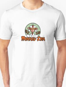 Monkey Zen Unisex T-Shirt
