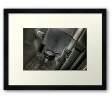 And Another Framed Print