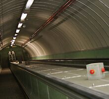 Going Underground! by Micky McGuinness