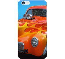 Willys Gasser iPhone Case/Skin