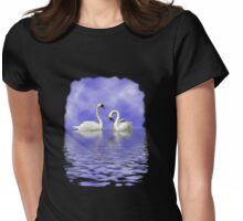 Swans Womens Fitted T-Shirt