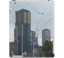 Melbourne skyscraper iPad Case/Skin