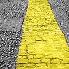 Yellow Brick Road. by Sara Wiggins