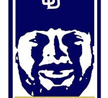 Matt Kemp Padres by BeinkVin