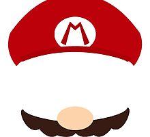 Mario by 8bitmexican