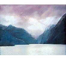 Fjord Photographic Print