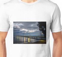 Morning at Urangan Pier Unisex T-Shirt