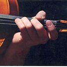 Hand Study - Fiddler by AuntieJ