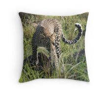 Easy does it. Throw Pillow