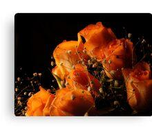 The Broken Rose Canvas Print