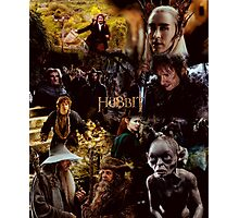 The Hobbit Design Photographic Print