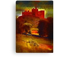 Rock Of Cashel, Co.Tipperary, Ireland Canvas Print