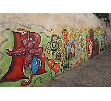 Granada Graffitti Photographic Print