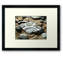 Move Framed Print