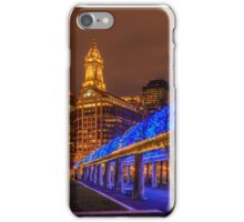 Christopher Columbus Waterfront Park  iPhone Case/Skin