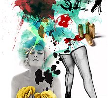 marylin lohan montage by fromnothing