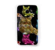 Maine Coon Cat - 3896 Samsung Galaxy Case/Skin
