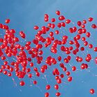 Balloons by Genevieve  Brown