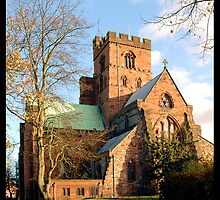 Carlisle Cathedral by Phil Emerson