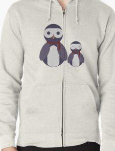 Cool Blu Duo Zipped Hoodie