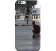 Photo shoot, Prado, Havana iPhone Case/Skin