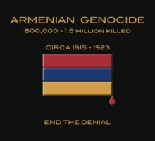 Armenian Genocide by Samuel Sheats