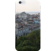 Prado and Havana from above iPhone Case/Skin