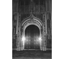 Rosary Cathedral Photographic Print