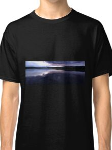 0426 - HDR Panorama - Lavender Sunset Classic T-Shirt