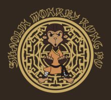 Shaolin Monkey Kung Fu by Reshad Hurree