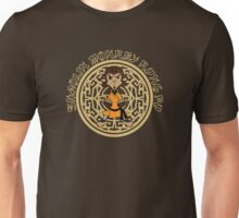 Shaolin Monkey Kung Fu Unisex T-Shirt