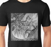 Ancalagon at Thangorodrim Unisex T-Shirt