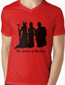 The Queens of Darkness Mens V-Neck T-Shirt