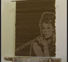 Audrey Hepburn by TheDukeProject