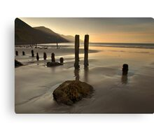 Rossbeigh, Co.Kerry, Ireland Canvas Print