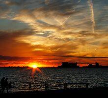 Evening Stroll by Jonicool