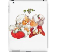 Mr and Mrs Claus iPad Case/Skin