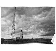 Lighthouse - North Cape Poster