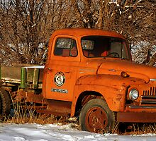 Antique Water Truck - Spanish Fork, UT by Ryan Houston