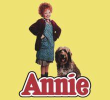 ANNIE - Annie & Sandy Kids Tee