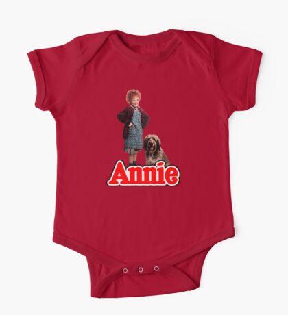 ANNIE - Annie & Sandy One Piece - Short Sleeve