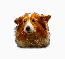 Shetland Sheepdog Dog Art 9973  Unisex T-Shirt